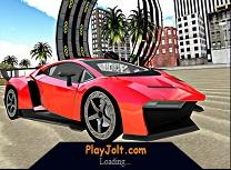 Masini Extreme Simulator de Condus