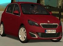 Peugeot Chei de Masini Ascunse