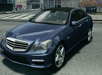 Mercedes Benz Litere Ascunse