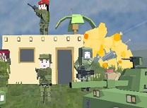 Mercenari in Zona de Razboi