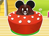 Minnie Mouse Tortul cu Urechi