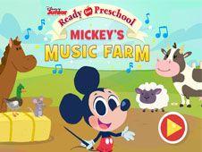 Mickey si Muzica Fermei