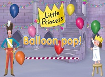 Mica Printesa Sparge Baloane