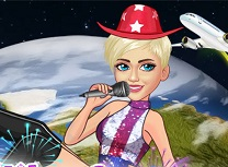 Miley Cyrus Turneu Mondial
