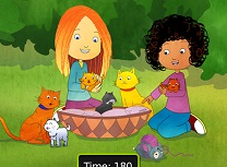 Jocuri cu Milly si Molly