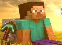 Minecraft Timp de Puzzle