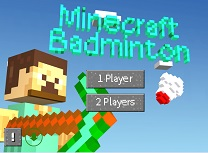 Minecraft Badminton