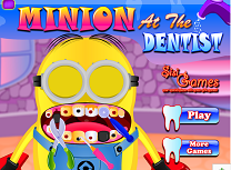 Minion la Dentist