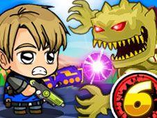 Misiunea Zombie 6