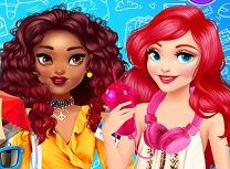 Moana si Ariel Calatoresc in Stil