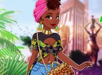 Modele Africane In Jurul Lumii