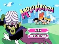 Fetele Powerpuff Nebunia Mojo