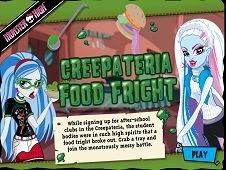Monster High Food Fright
