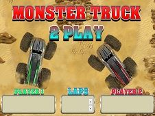 Monster Truck 2 Jucatori