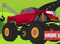 Monster Truck cu Diferente