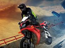 Cascadorii Imposibile cu Motociclete 3D
