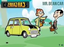 Mr Bean Litere Ascunse cu Masini