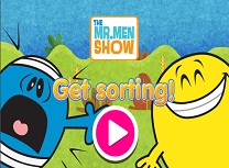 Mr Men Get Sorting
