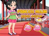 Mulan Design de Pantofi