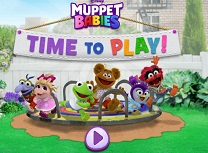 Bebelusi Muppets Timp de Joaca