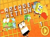 Nick Actiunea Arcade