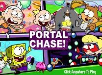 Nickelodeon Cursa in Portal