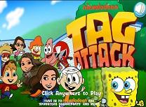 Nickelodeon Tag Attack