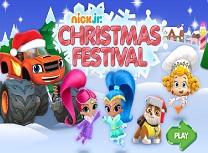 Nick Jr Festival de Iarna