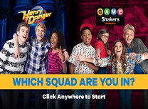 Henry Pericol si Game Shakers din Care Trupa Faceti Parte