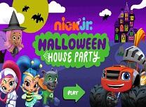 Nick Jr Petrecere de Casa de Halloween