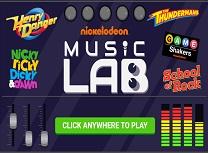 Nickelodeon Laborator de Muzica
