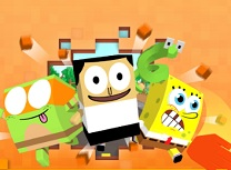 Nickelodeon Arcade Action