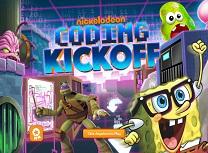 Nickelodeon Coding Kickoff
