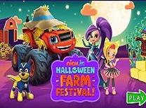 Nick Jr Festival de Halloween la Ferma