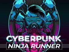 Ninja Cyberpunk de Alergat