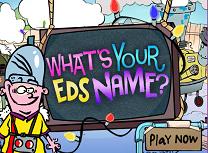 Numele tau de Ed