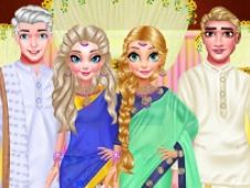 Nunta de Cuplu Indian