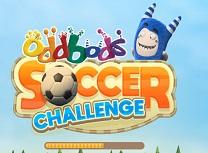 Oddbods Provocarea Fotbal