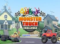 Oddbods Provocare cu Camioane