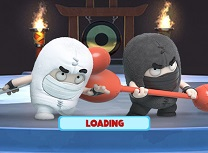 Oddbods Ninja Knockout