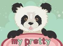 Ingrijiti Ursul Panda Dragut
