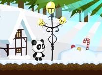 Panda Fuge de Craciun