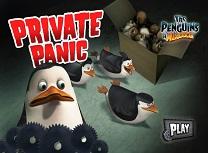 Pinguinii din Madagascar Panica Privata