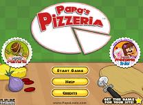 Papa-s Pizzeria