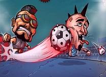 Papusi Luptatori de Fotbal