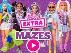 Papusile Barbie in Labirint