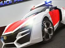 Parcari cu Masini de Politie in Dubai