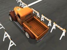 Parcati Camioane in Depozit