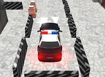 Parcati Masini de Politie 2