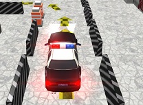 Parcati Masini de Politie